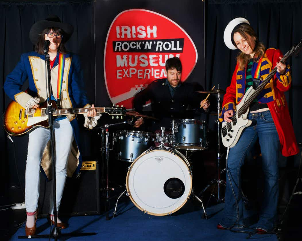 Image result for rock and roll museum dublin
