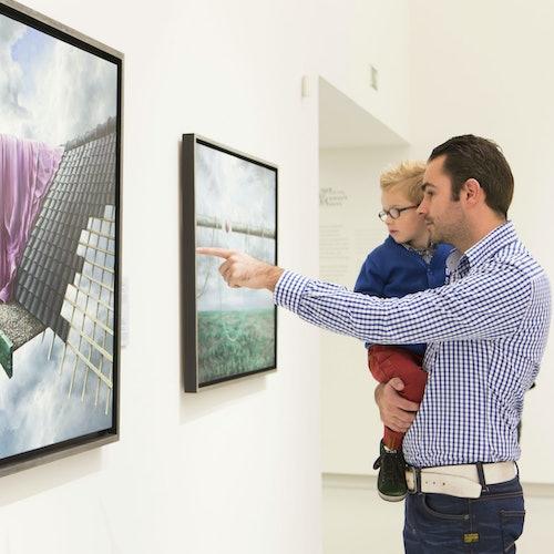 ヘットノールブラバンツ美術館の写真