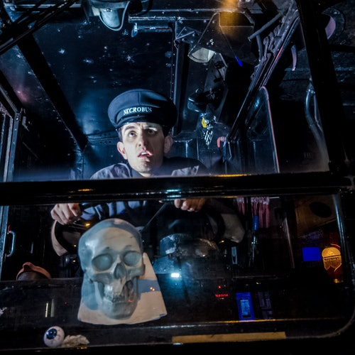 The Ghost Bus Tour York - Tour embrujado