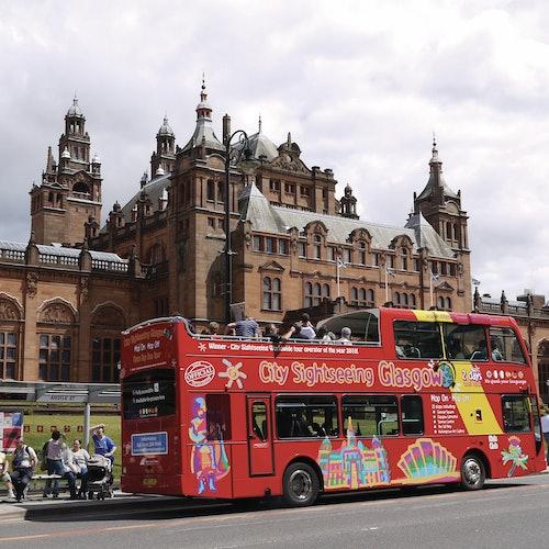 Bus turístico de Glasgow