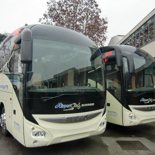 マルペンサ空港シャトルバス(ミラノ発着)の写真