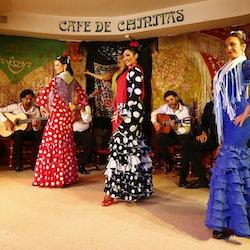 Imagen Flamenco en Café de Chinitas + Cena