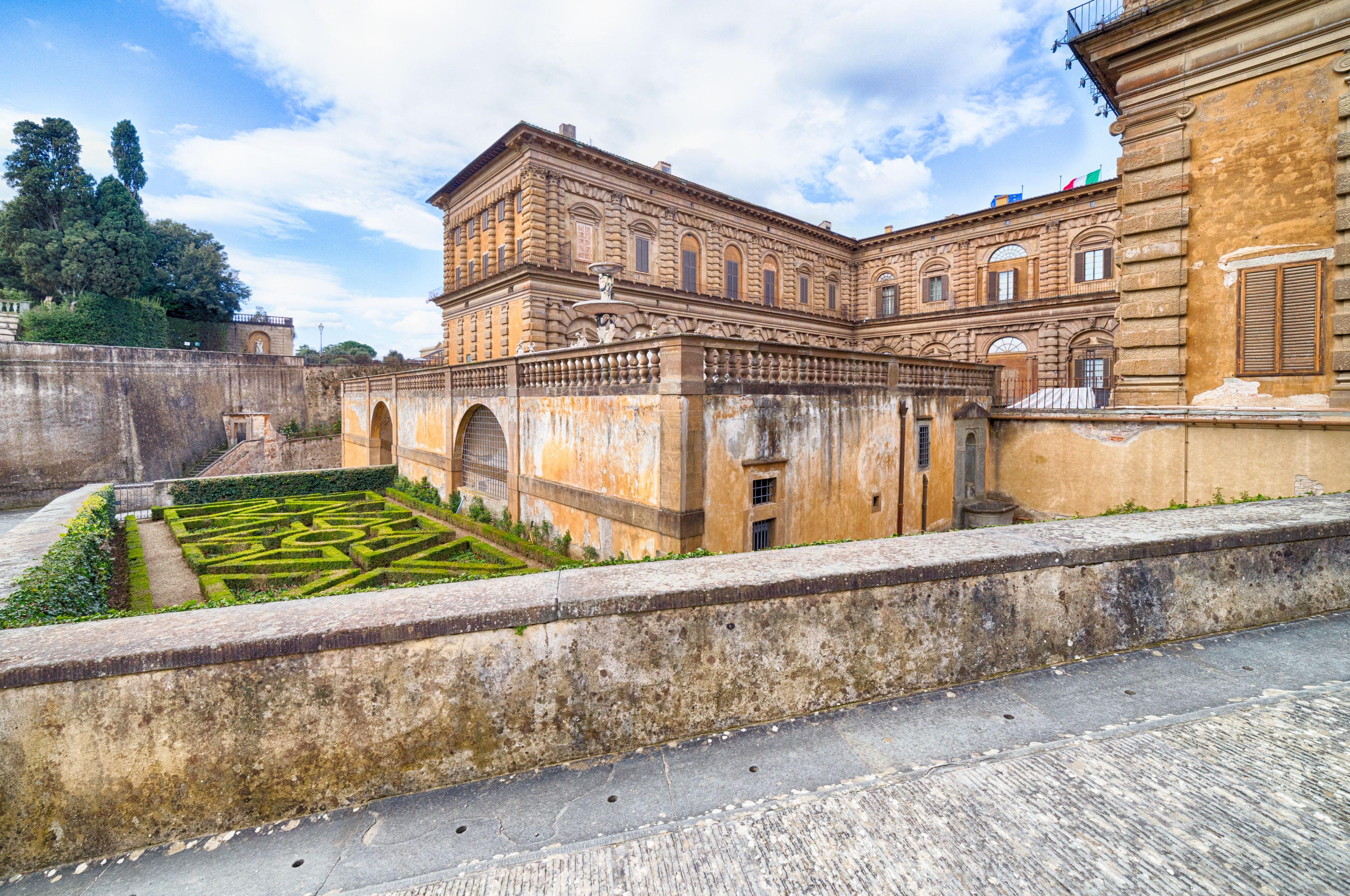 Tickets for Palazzo Pitti & Palatine Gallery: Skip The Line