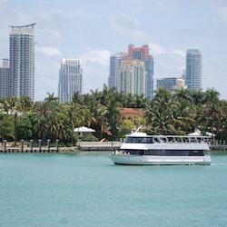 Millionaire's Row Sightseeing Cruise Miami