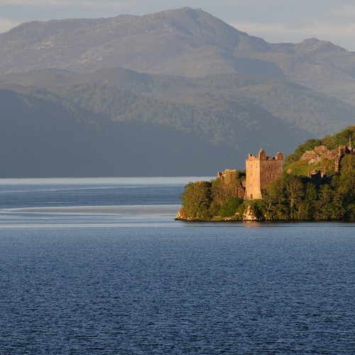 Experiencia completa del Lago Ness: Tour desde Inverness