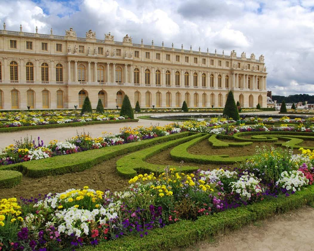 Palace And Gardens Of Versailles 11