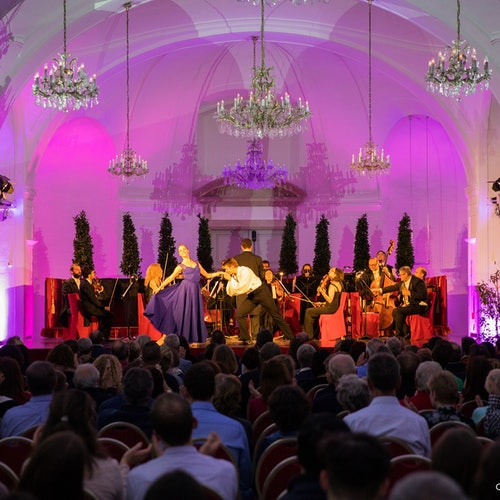 Schönbrunn Concert Viennese Music and Wine