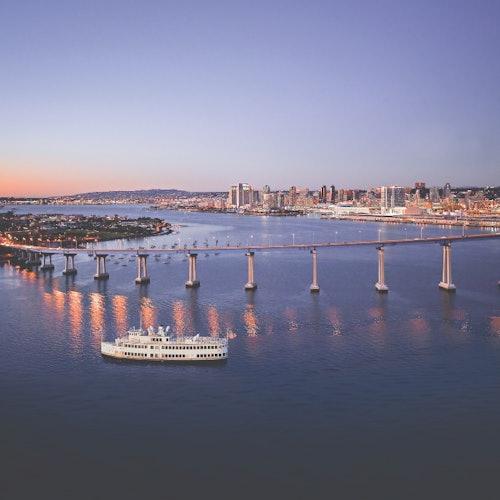 San Diego Dinner Cruise