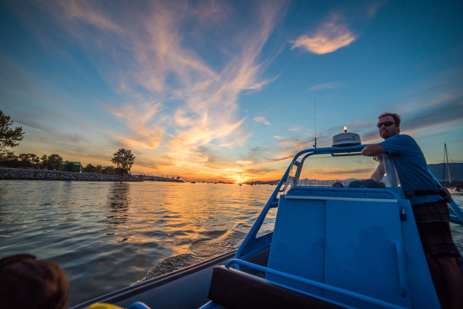 Tickets for Vancouver Sunset Cruise