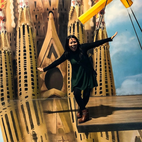 Museum of Illusions Barcelona