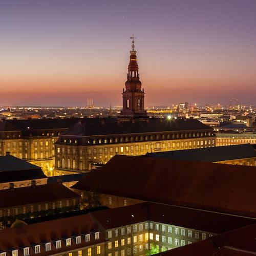 Christiansborg: Acceso completo al palacio
