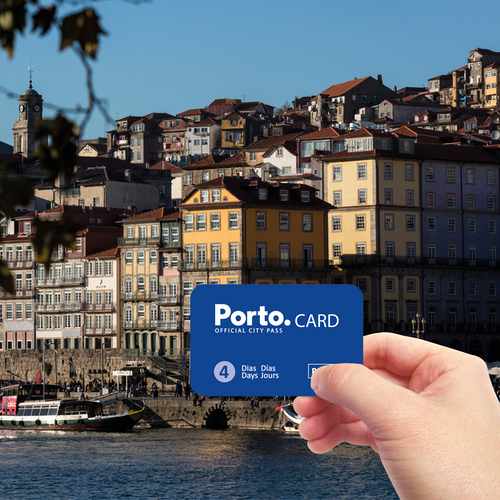 Porto Card: On Foot