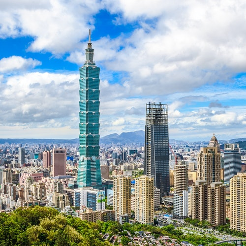 Observatorio Taipei 101