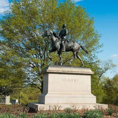 Cementerio Nacional de Arlington: Trolebús turístico