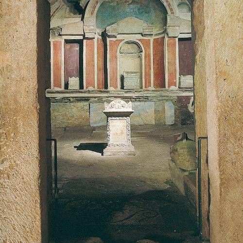St Peter's Basilica + Necropolis