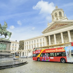 Tickets, museos, atracciones,Tickets, museums, attractions,Brussels Card,Brussels City Pass,Bus turístico ,Con Brussels Card,+ bus turístico Hop-On Hop-Off