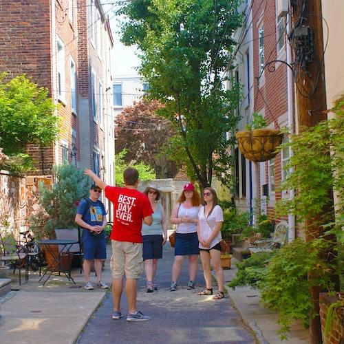 Mercados, mosaicos y magia: Tour a pie por Filadelfia