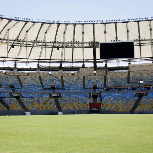 Estadio de Maracaná: Tour entre bastidores + Transporte