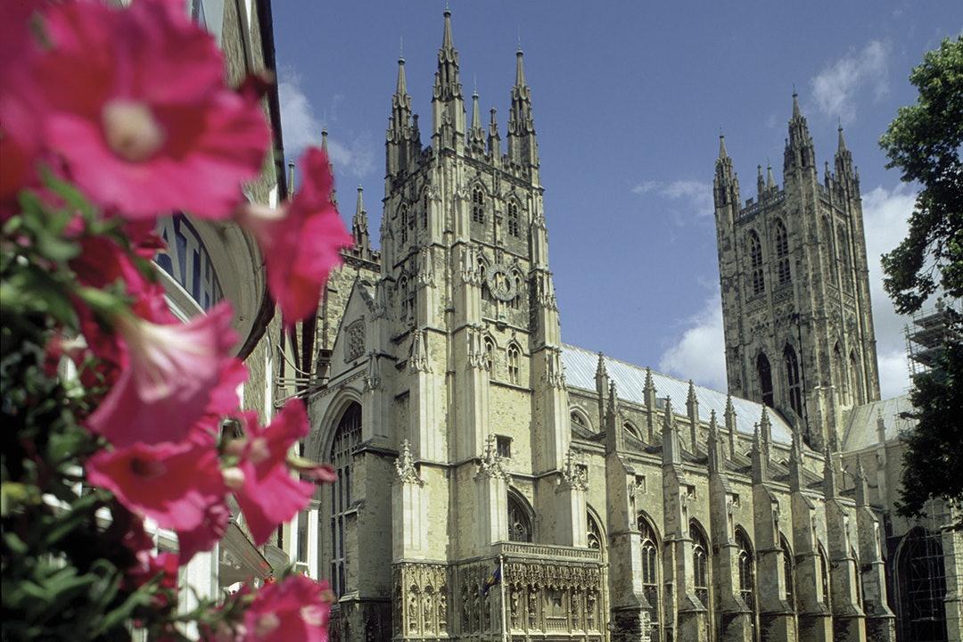 Tour di Castello di Leeds, Cattedrale di Canterbury, Dover e Greenwich