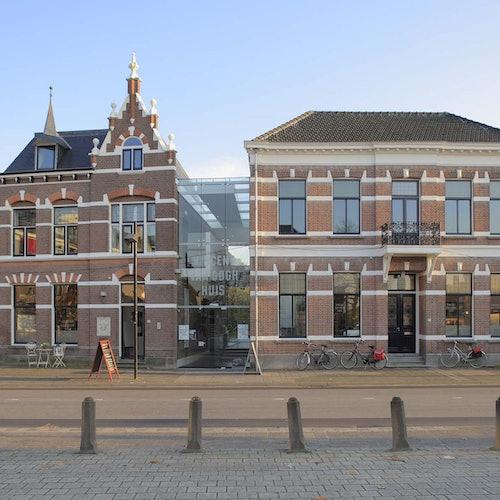 ヴィンセント・ヴァン・ゴッホの家の写真