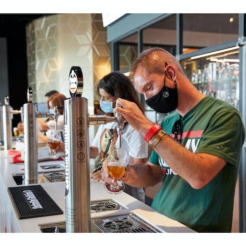 MEGA Mundo Estrella Galicia: Experiencia cervecera prémium
