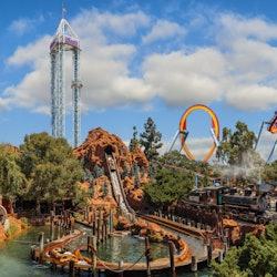 Knott's Berry Farm & Soak City: Ride & Slide Combo Ticket