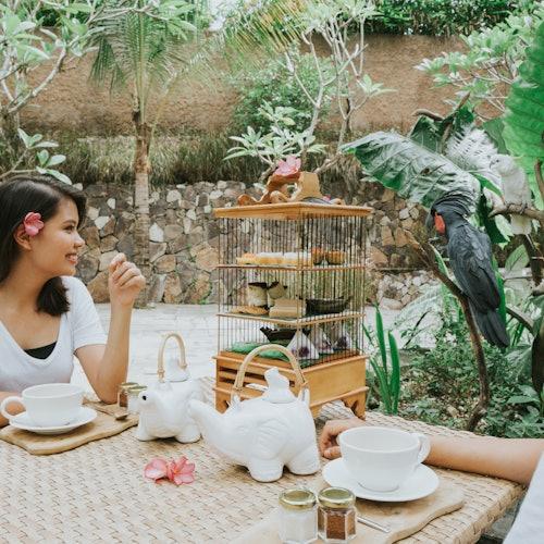 Lombok Wildlife Park: Experiencia con fauna salvaje