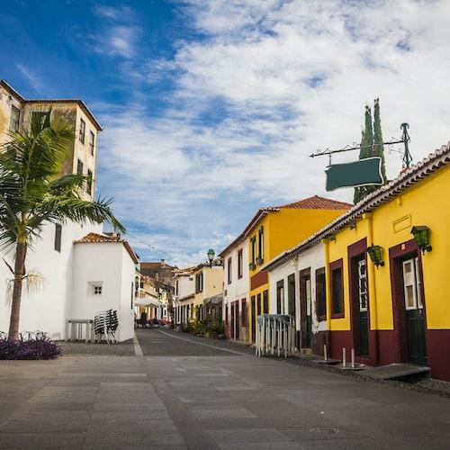 Bus turístico Funchal