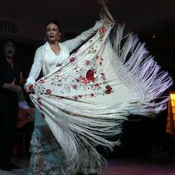 Imagen Flamenco Show at Cafe de Chinitas + Drink