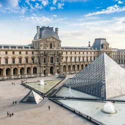 Tickets, museos, atracciones,Tickets, museums, attractions,Louvre Museum
