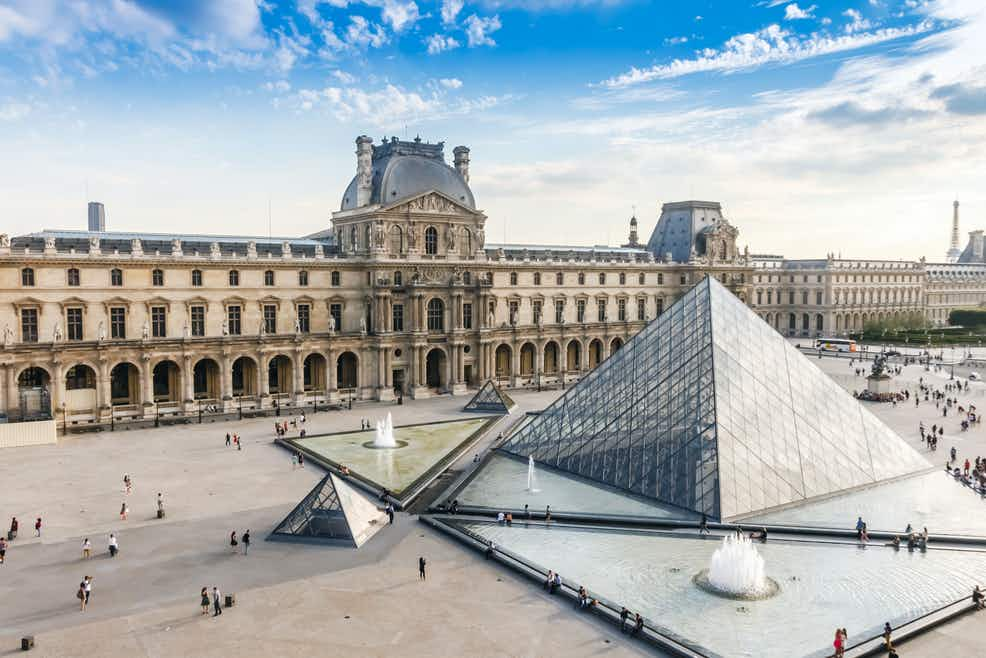 E-Tickets for Louvre, Paris | Tiqets