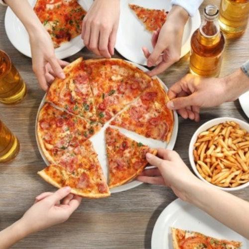 Tour de pizza en North End