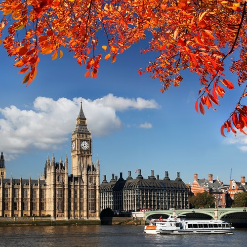 Thames Cruise: Westminster to Greenwich
