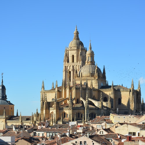 Catedral de Segovia: Visita guiada