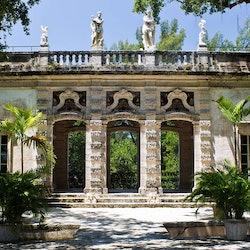 Vizcaya Museum and Gardens + Transport