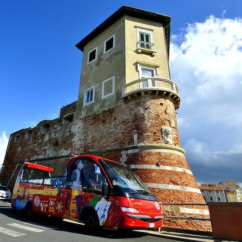 Bus turístico Livorno