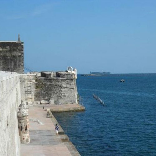 Castillo de San Juan de Ulúa + Visita al casco antiguo