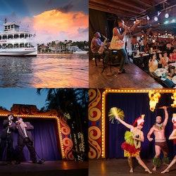 Tickets, museos, atracciones,Crucero por la Bahía Biscayne