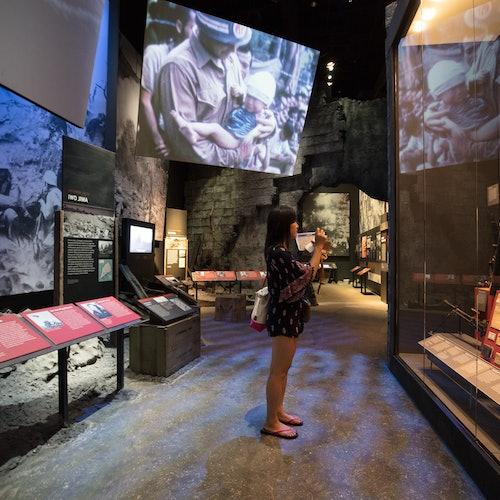 Museo nacional de la Segunda Guerra Mundial