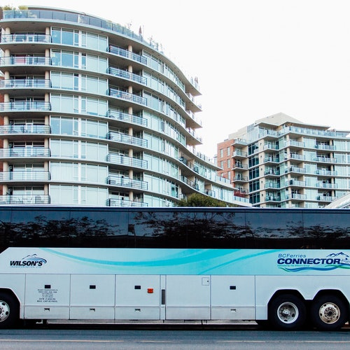 Vancouver a Victoria: Ferry de ida