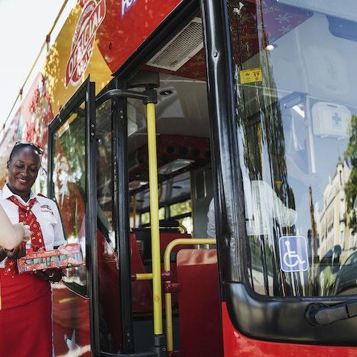 Bus turístico por Toronto de dos días