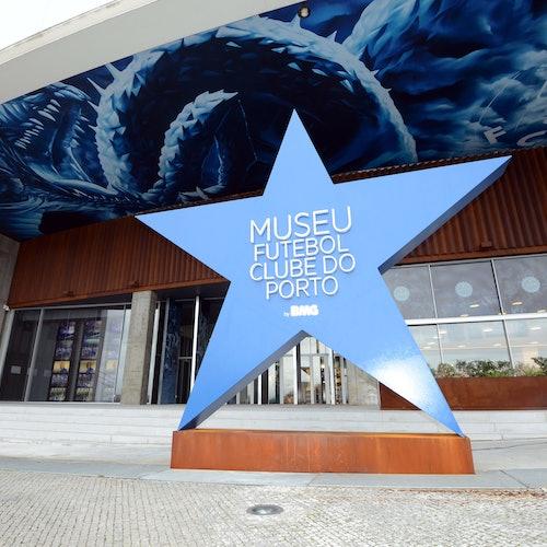 Museo del FC Porto y estadio Dragão