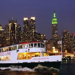 New York Harbor Lights Cruise