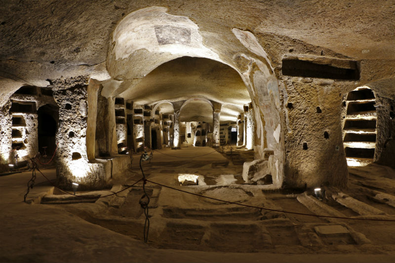 Tickets for Catacombs of San Gennaro: Guided Visit
